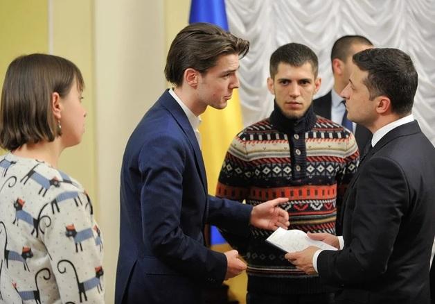 Зеленский не увидел проблемы в угрозах заместителя Богдана активисту «Протасового яра»