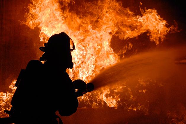 Одесскому нардепу сожгли баню