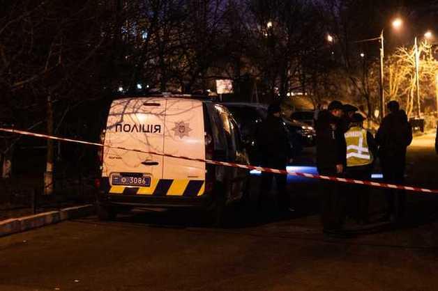 В Голосеевском районе Киева прогремел взрыв