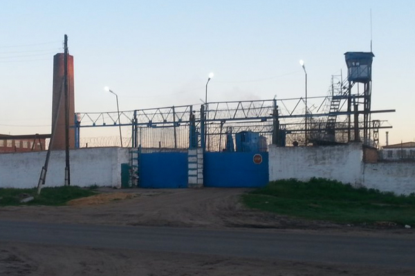 Российские тюремщики избили заключённого до смерти