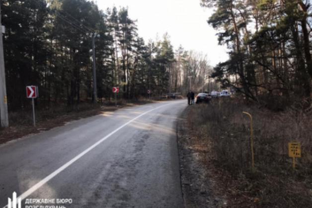 Водителем авто, которое сбило двух детей под Киевом, оказался военный Нацгвардии