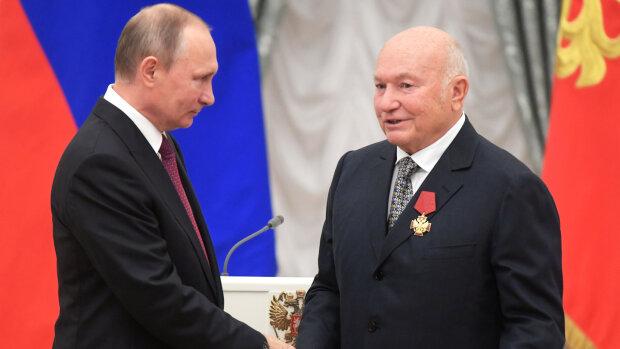 Путин назвал Лужкова смелым политиком
