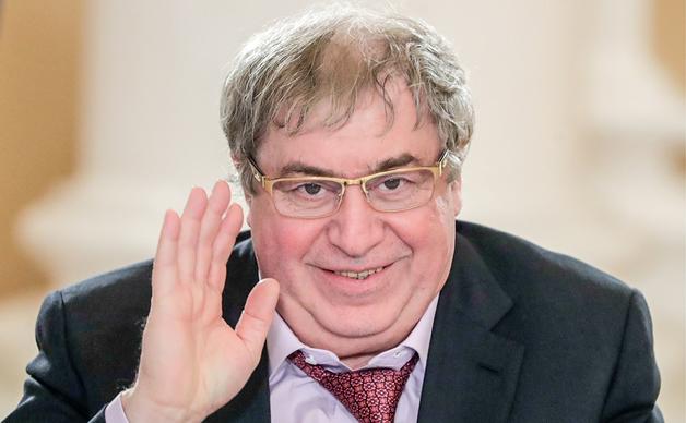 Михаил Гуцериев строит планы с оглядкой на Германа Грефа?