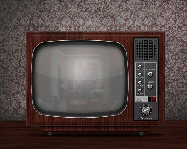 В России телевизор убил двухлетнего ребенка