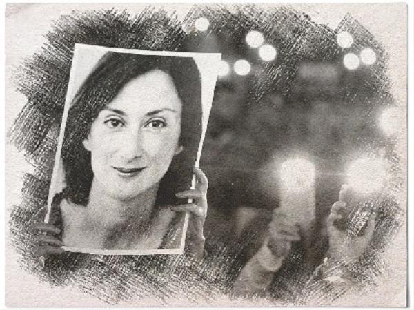 Азербайджанские предприниматели - братья Мусаевы -оказались замешаны в деле о громком убийстве мальтийской журналистки Дафны Галиции