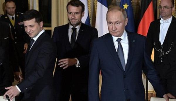 Кремль оценил условие Зеленского для сотни рукопожатий с Путиным