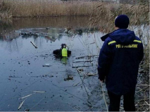 Погубила беспечность: в озере под Киевом нашли тела двух мужчин