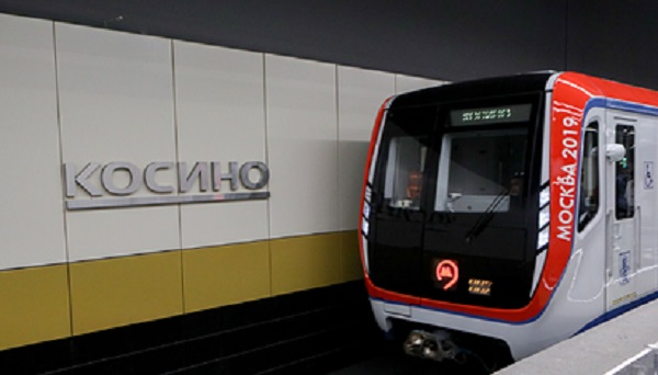 Неадекватный мужчина устроил стрельбу в московском метро