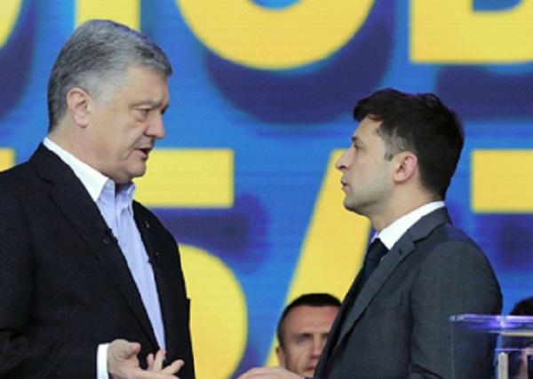 Кремль указал на разницу в подходах Порошенко и Зеленского