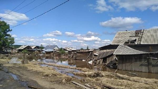 Реестр пострадавших от паводков в Иркутской области сделают открытым