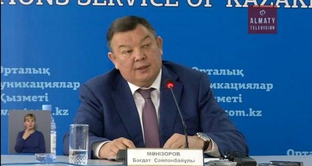 Дипломированный физрук Манзоров Багдат Сайланбаевич прикрыл тюремный срок, коррупционными миллионами