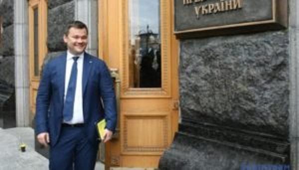 Темная сторона Офиса Президента Украины: коррупция, рейдерство и ручное управление силовиками