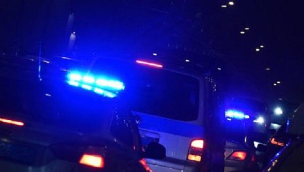 Полуголый россиянин напал на полицейского и умер при задержании