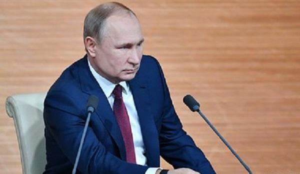 Путин отказался дать характеристику Зеленскому